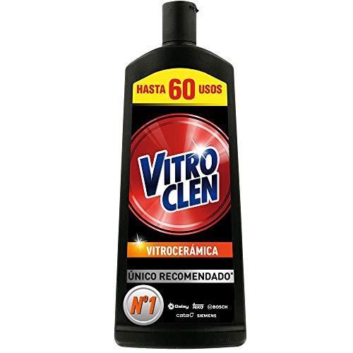 Vitroclen Limpiador Vitrocerámica en Crema - 450 ml
