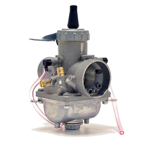 Genuine Real Mikuni 26mm Round Slide High Performance Carburetor Carb VM26-8074 by Niche Cycle Supply