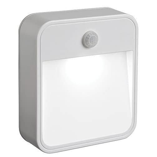 Mr. Beams MB 722, White MB722 Battery Powered Motion Sensing LED Stick Anywhere Night Light, 1-Pack 3