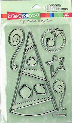 Jumbo Boom - Clear Stempel Set - Stampendous