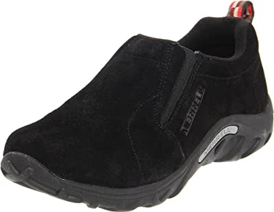 Merrell Kids' Unisex Jungle Moc Kids Moccasin, Black, 10 W US Toddler