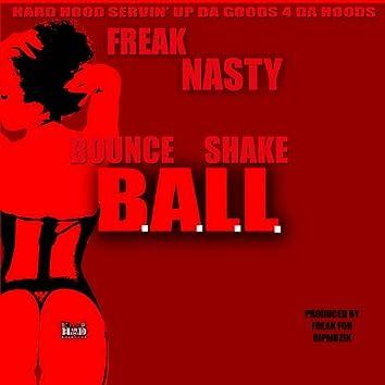 BALL (BOUNCE SHAKE)
