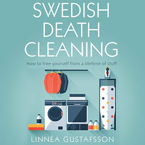 Swedish Death Cleaning audiobook cover art