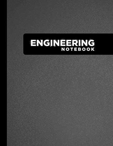 Engineering Notebook: Graph Paper Notebook for Students / Grid Format...