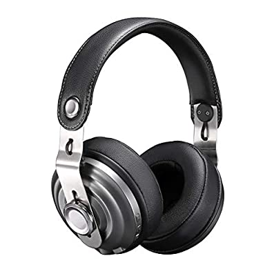 Betron HD800 Bluetooth Over Ear Headphone, High Performance Sound, Built-In Mic And Volume Controls, Includes Hard Carry Case from Betron