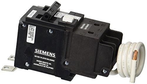 Siemens BF220 20-Amp Double Pole 120/240-Volt 10KAIC Ground Fault Circuit interrupter