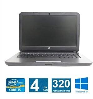 Notebook HP 240 G3 I5 4° Geração 4GB 320HD