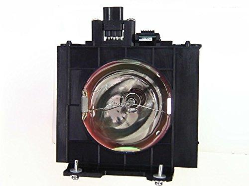 Single Lamp Lamp Only Lutema Platinum Bulb for Panasonic PT-D5700L Projector
