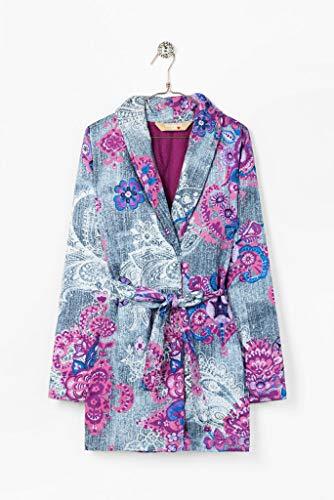 Desigual Bahrobe BOHO JEANS, 100% algodón, Ibiza, 150 x 95 x 0,5 cm
