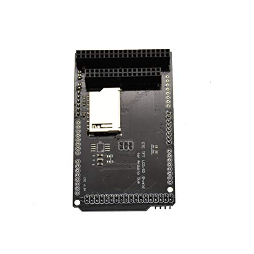 """Pantalla TFT/SD para Arduino Due TFT Módulo LCD Adaptador de Tarjeta SD 2.8 3.2\""""Mega"""