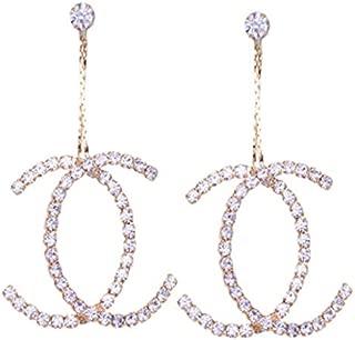 S925 Sterling Silver Dream Catcher Earrings Female Temperament Long Section Sen Tassel Net Red Niche Earring