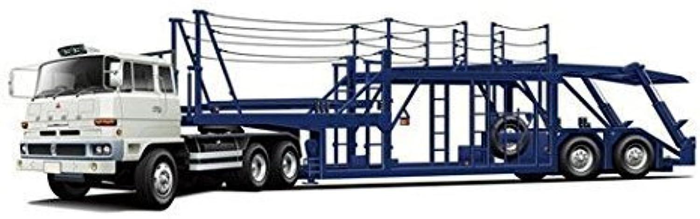 1 24 Truck Series No.1 Mitsubishi Fuso FV Haikyabu Traktor - Transporter