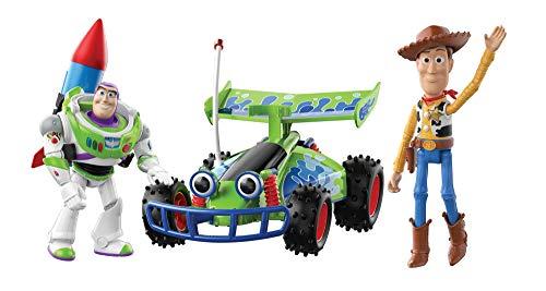Toy Story, Resgate No Dia Da Mudança, Mattel, GXL33
