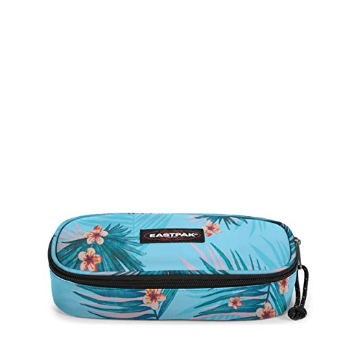 Eastpak Oval Single Federmäppchen, 22 cm, Brize Pool (Blau)