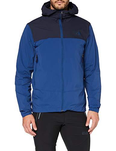 Tatonka Herren Lajus M's Hooded Jacket Jacke, nautical/dark blue, Men