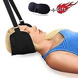 Hamac pour le cou 2.0 nouvelle version portable tête hamac Massager durable du cou pour réduire la douleur au cou, douleur à l'épaule, maux de tête