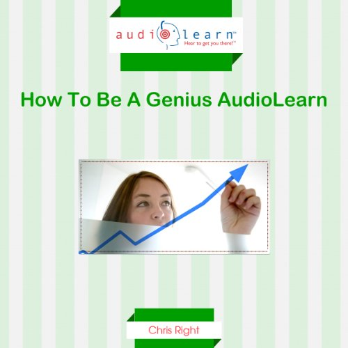 How to Be a Genius! audiobook cover art