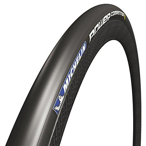 Michelin Power Competition, Copertura per Bicicletta Unisex Adulto, Nero, 700x25