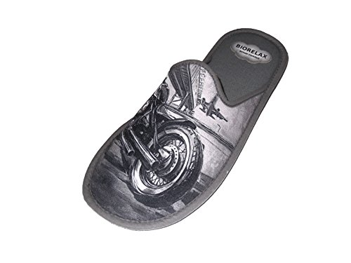 Zapatillas de Estar por casa/Biorelax/Puntera Tapada