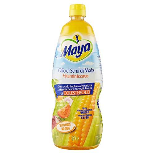Maya Olio di Semi di Mais, Vitaminizzato - 1 L