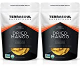 Best Dried Mangos - Terrasoul Superfoods Organic Dried Mango Slices, 2 Lbs Review