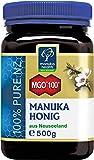 Manuka Health aktiver Manuka-Honig MGO 100+, 1er Pack (1 x 500 g), 41984
