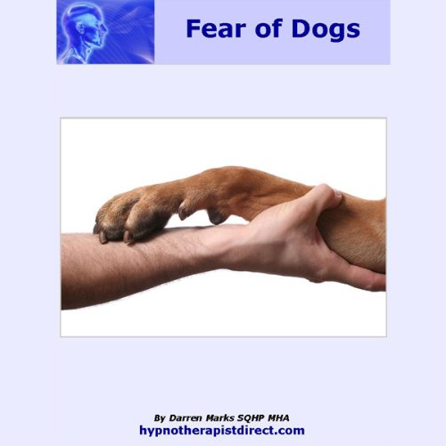 Overcome Fear of Dogs audiobook cover art