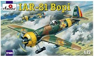 IAR-81 'Bopi' Romanian fighter 1/72 Amodel 72169