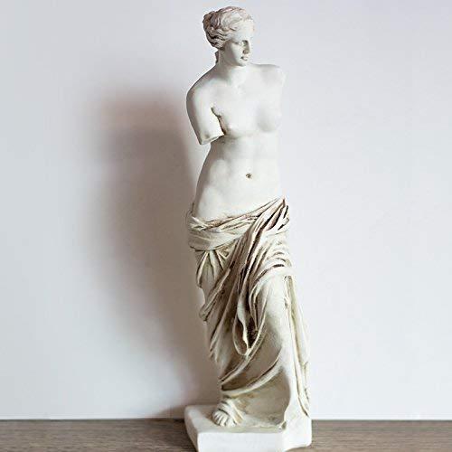 GFF Carácter Europeo Resina Imitación Escultura de Yeso Estatua Venus De Milo Amor Creativo Adornos de Regalo