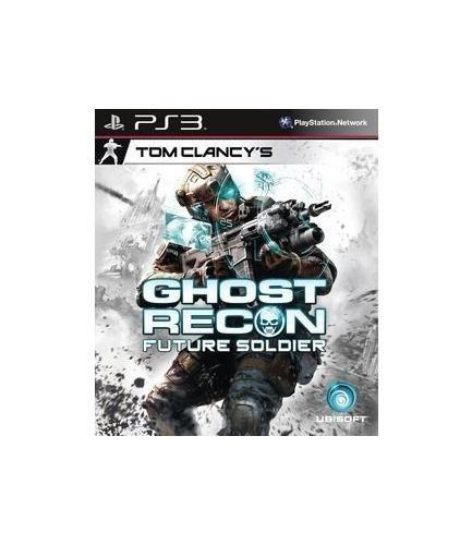 Tom Clancy´s Ghost Recon - Future Soldier PS3 [Edizione: Germania]