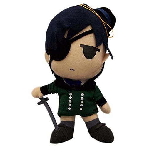 Great Eastern Ge-8955 Black Butler Ciel 25,4 cm en Peluche