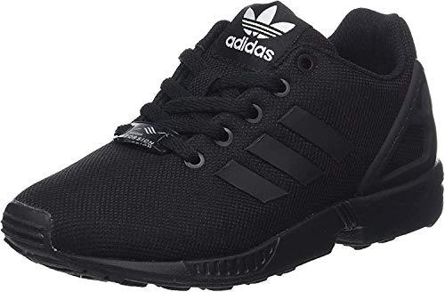 adidas ZX Flux J, Zapatillas Unisex Adulto, Negro (Core Black/Core Black/Core Black 0), 38 EU
