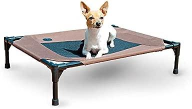 K&H PET PRODUCTS Original Pet Cot, Chocolate/Mesh, Medium/25