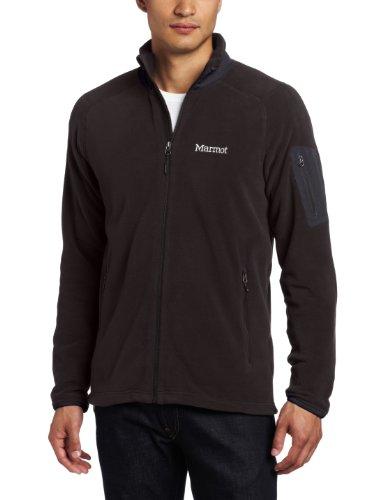 Marmot 81010-001-5 Blouson Homme Noir FR : L (Taille Fabricant : L)