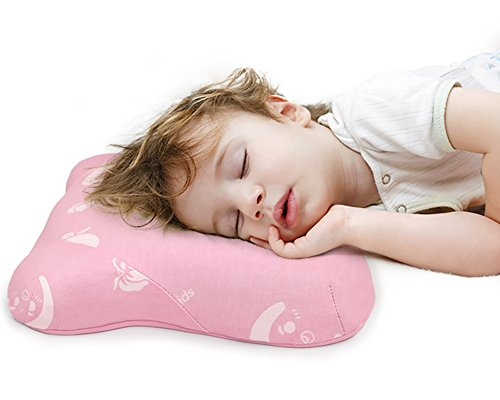 RESTCLOUD Toddler Pillow for Sleeping Small Nap Pillow for Kids 15quot x 10quot