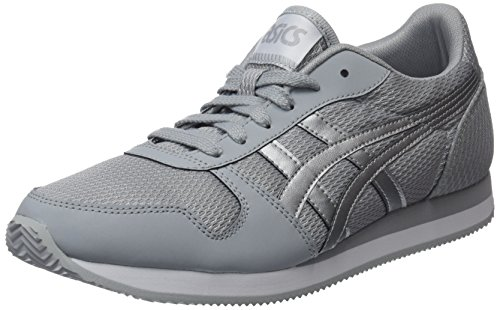 ASICS Herren Curreo II Laufschuhe, Grau (Mid Grey/Silver 020), 42.5 EU