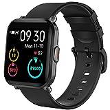 Smartwatch, KUNGIX Orologio Fitness Donna Uomo Activity Tracker con Impermeabile 5ATM Delle...
