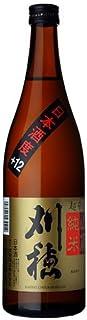 刈穂 山廃純米超辛口(刈穂酒造) 720ml