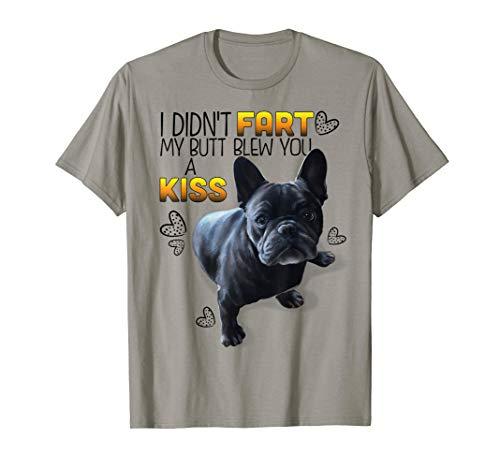 Frenchie bulldog - frenchie dog, Puppy - Black frenchy T-Shirt
