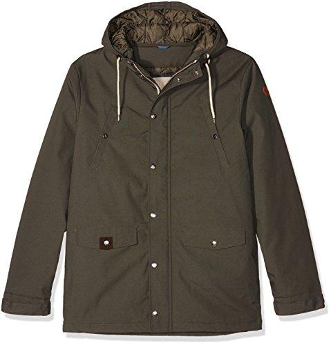 Revolution (RVLT) Herren Jacket Heavy Jacke, Grün (Armee), XXL