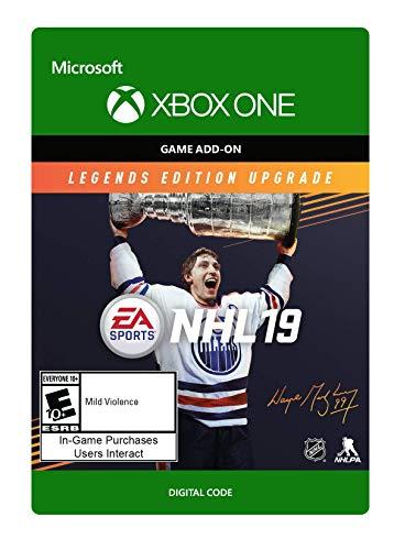 NHL 19: Legends Edition Upgrade - Xbox One [Digital Code]