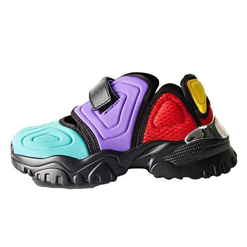 PHGo Zapatos para Correr Tenis para Mujer Calzado Deportivo Casual Running Gym Outdoor Zapatos Deportivos Aire Libre para Correr Calzado Sneakers Gimnasio Casual