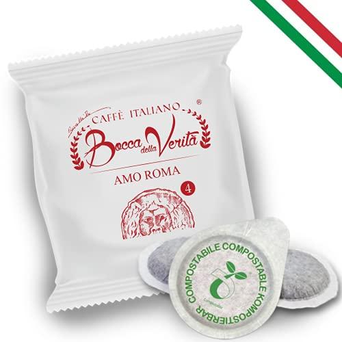 BOCCA DELLA VERITA - CIALDE CLASSIC (Amo Roma, 150 Cialde)