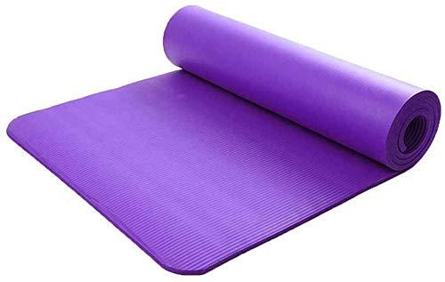 147258 Yoga Mat Pilates Mat strutturato yoga Pilates Mat, non di slittamento antistrappo non tossica Sticky Yoga Mat for allenamento, Pilates, Fitness, campeggio, casa-uso, 180 x 60 x 1cm, Colore: # 2