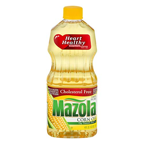 Mazola, Corn Cooking Oil, 1 Count, 40 Fl Oz - Cooking Oil & Spray