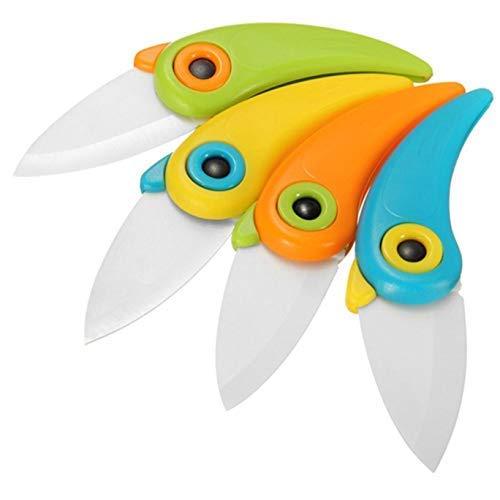 Sistema di affilatura professionale per coltelli da cucina in ceramica coltelli e lame in tutte le taglie, con piedini antiscivolo in plastica