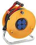 Brennenstuhl 1233121 - Alargador de cable eléctrico (Estándar, Pro IP44, 40 m, H07RN-F 3G2,5)