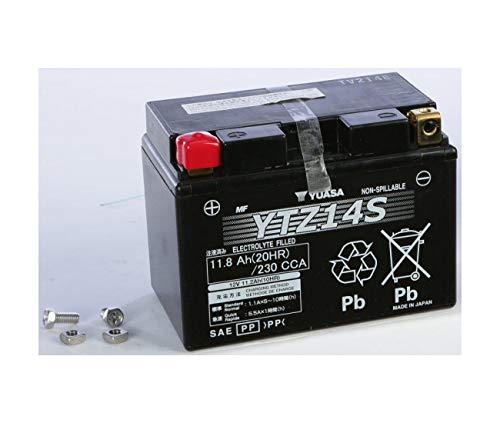 Yuasa YTZ14S Batería de Moto