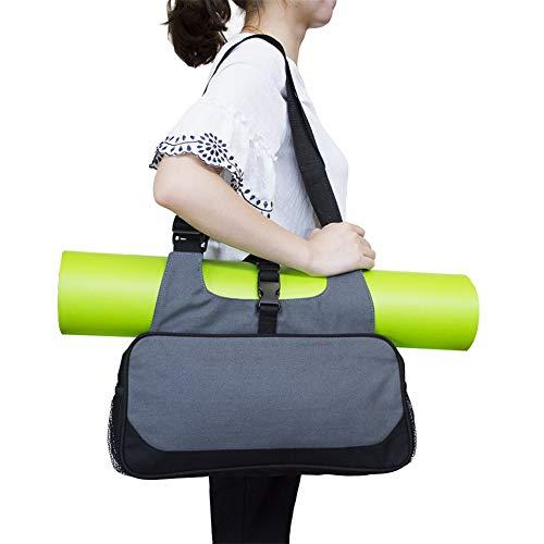 Rysmliuhan Shop Funda Esterilla Yoga Bolsa Yoga Esterilla Yoga Mat Bolsa Grande Yoga Cubierta de la Bolsa Juego de esteras y Bolsas de Yoga Gary,-