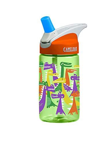 CamelBak Eddy Kids Water Bottles, Dino Party, 400mL